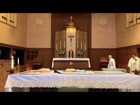 Mass For Corpus Christi - June 14th 2020 - St. Mary Star Of The Sea Sausalito