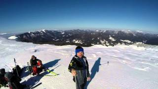 2-day Ski Tour/ Pishkonia