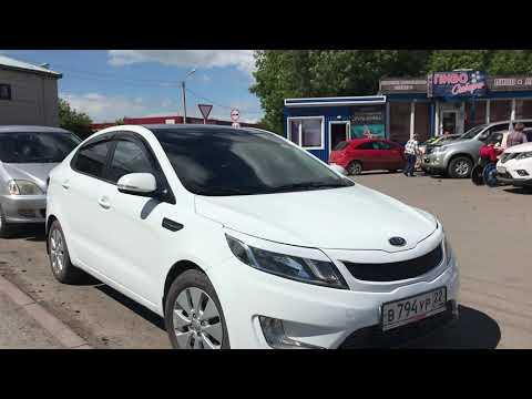 Видео отзыв от нашего клиента по автомобилю KIARIO 3 (ПОКОЛЕНИЯ)