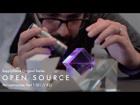 Open Source: Augmented Reality exposing the hidden past and future (Supplyframe Original Series)