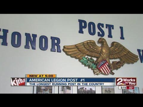 American Legion Post #1