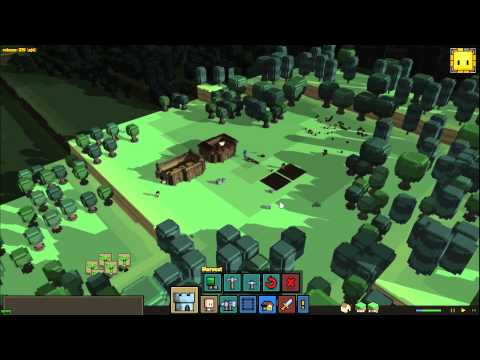 Silver's Stonehearth Steam Early Access First Look