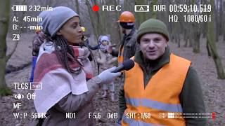 """""""Leśniczówka"""" – Proszę nie kamerować! – scena z odc. 110"""