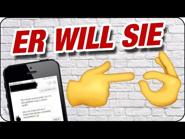 FREUNDSCHAFT PLUS FÜR BEDÜRFTIGE (und Perverse) 👉👌💦  Creepiger Chat Fail