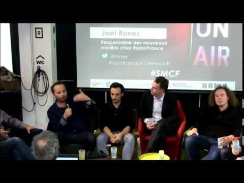 Joël Ronez (Radio France) - Conférence Radio 2.0