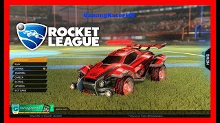 Rocket League - Let's Play #45 - NEW SHINY ANODIZED PAINT FINISH! [1080p 60FPS]