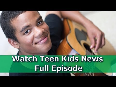 Watch Teen Kids News Full Episode | January 5th - January 12th, 2018