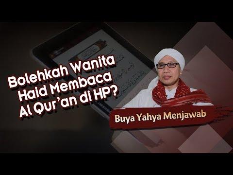 Download KH. Zainul Ma'arif (Buya Yahya) - Bolehkah Wanita Haid Membaca Al-Qur`an di HP ? -  MP3 & MP4