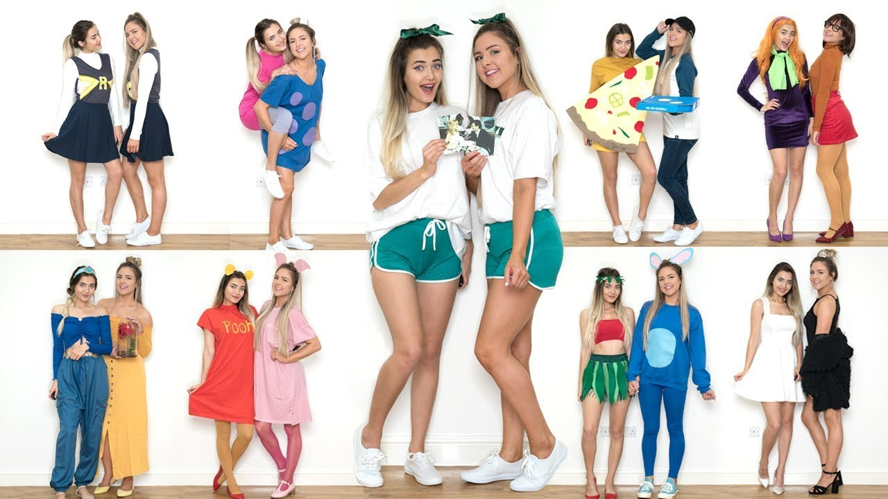 10 Diy Couples Best Friend Halloween Costume Ideas Last Minute