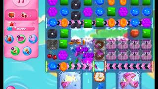 Candy Crush Saga Level 3650 - NO BOOSTERS