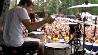 Daniel Williams/The Devil Wears Prada/Warped Tour 2009