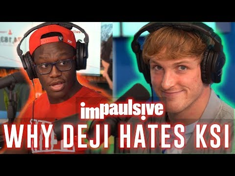 WHY DEJI HATES HIS BROTHER KSI - IMPAULSIVE EP. 9