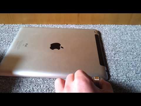 Ipad Iphone Ipod Sim Einlegen Ohne Werkzeug Youtube