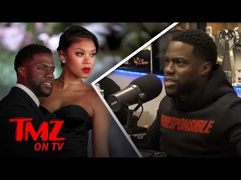 Kevin Hart Talks Cheating Rumors | TMZ TV