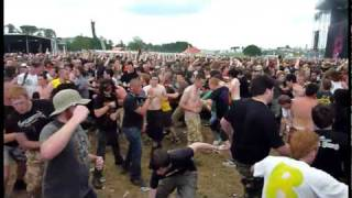 LAMB OF GOD - Ruin live Download Festival 12-06-2010