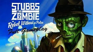 Stubbs the Zombie in a Rebel without a Pulse - Longplay