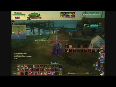 Repeat Everquest 2 - 80 Warlock Nagafen PVP - Survival v 1 by Justin