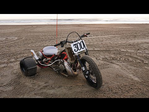 Scary Fast Drift Trike and How it Was Built