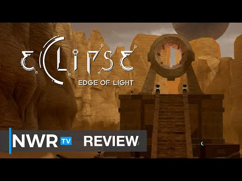 Eclipse: Edge Of Light (Switch) Review - A Short Metroid Prime Like Adventure