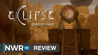 Eclipse: Edge of Light (Switch) Review - A Short Metroid Prime Like Adventure (Video Game Video Review)