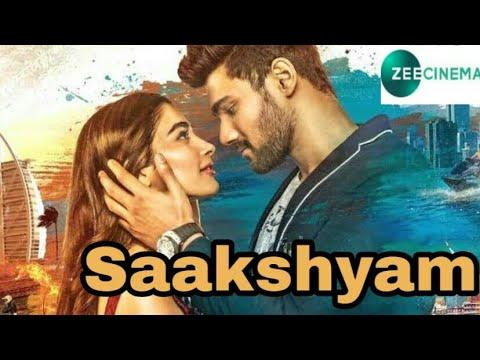 Saakshyam (2019) Full Movie In Hindi Dubbed   Bellamkonda Sai Srinivas   Pooja Hegde   Jaggu  