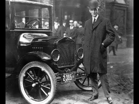 Documental/ La Historia de Ford, el Modelo T