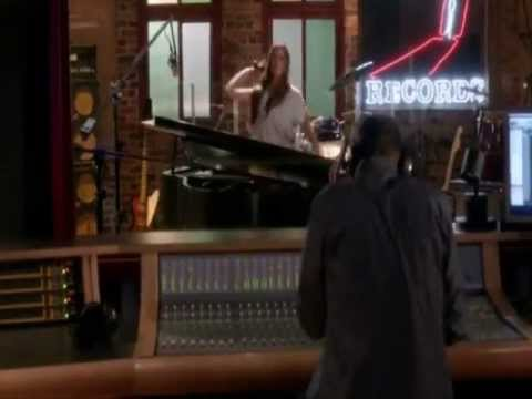 One Tree Hill - 901 - Alex & Chris In Studio - [Lk49]