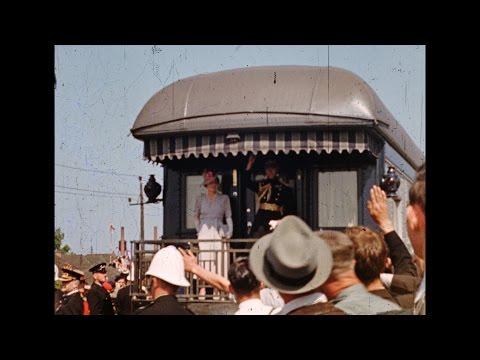 [Royal Tour 1939, Toronto : home movie] (1939)