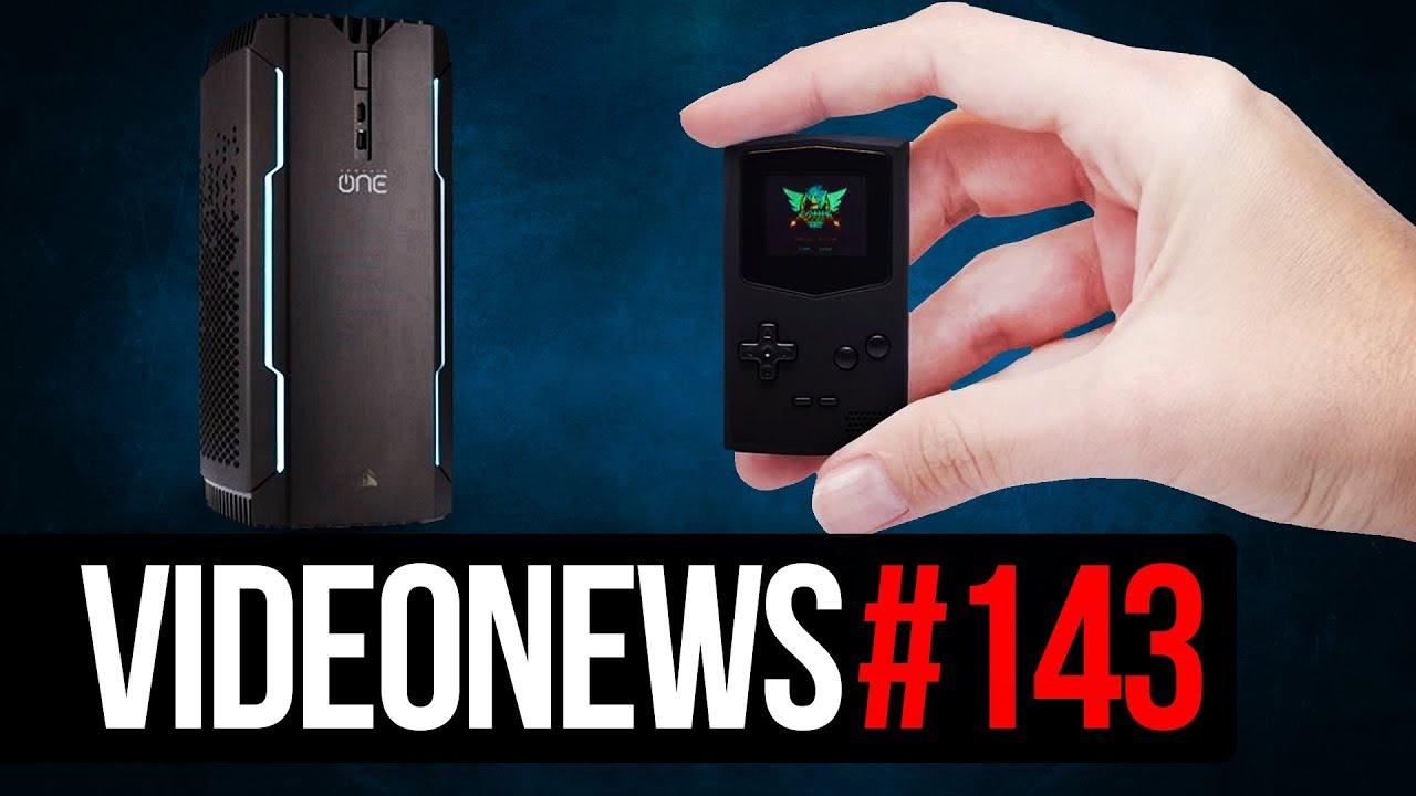 Laptop Xbox One S, Zagrożone iPhone, EA Straci StarWars – VideoNews #143