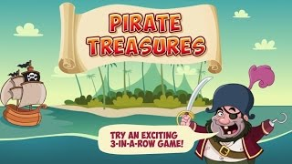 Pirate Treasures Game Trailer