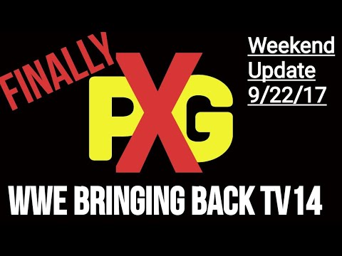 Finally WWE Is Returning To TV14 Content!!   Ric Flair Update   Paige Is Officially Back In WWE