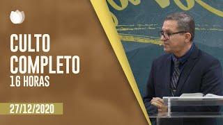 CULTO VESPERTINO 16H | Rev. Mariano Alves| Igreja Presbiteriana de Pinheiros | IPP TV