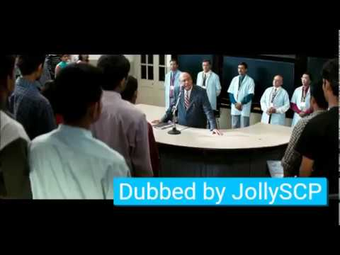 Lectures in brazzers university be like || Munaa Bhai MBBS Movie Dubbed || (Jolly SCP)
