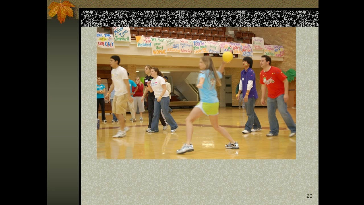 Physical education lessons youtube