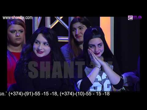 X-Factor4 Armenia-4 Chair Challenge-Girls 22.01.2017