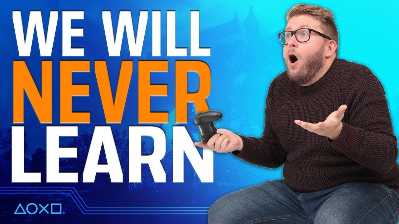 5 Stupid Videogame Mistakes We Keep On Making