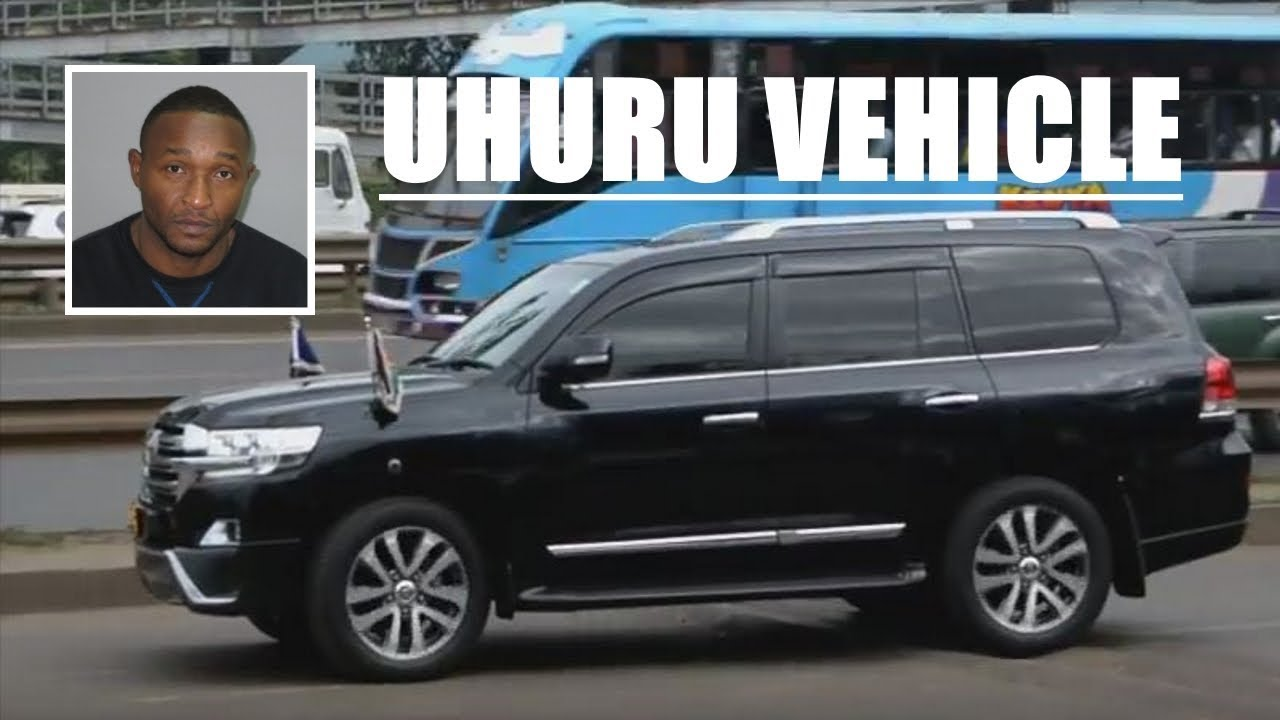 Uhuru Kenyatta's Motorcade exit Safari Park Hotel – 14th Summit NCIP