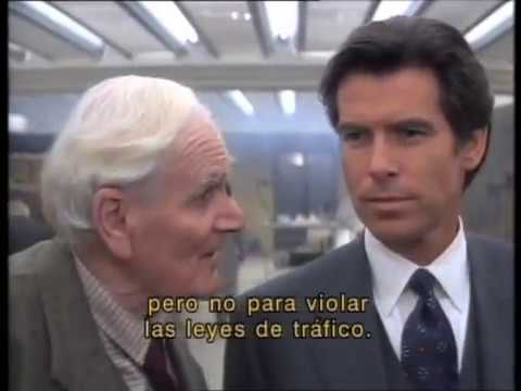 GOLDENEYE - TV Premiere in Cinecanal (South America)