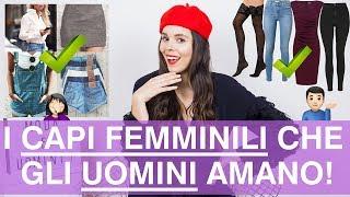 Mode femminili che i MASCHI AMANO: aiutooooo!!! | Come piacere ad un ragazzo | Ragazzi e moda