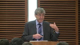 """Paul Davies - """"The Origin of Life"""" (C4 Public Lecture)"""
