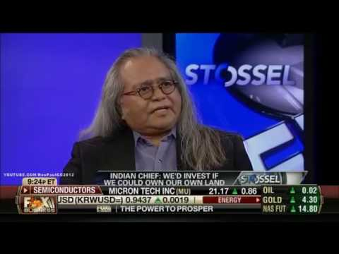 5 Ways The Government Keeps Native Americans In Poverty - John Stossel ~ Why Are Indians Poor?