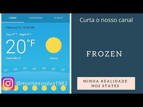 Frozen um sentimento
