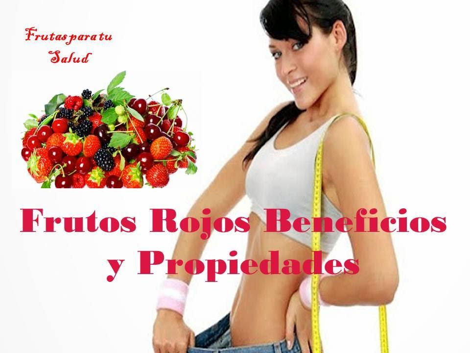 Beneficios y propiedades de los frutos rojos para la salud for Arbol de frutos rojos pequenos