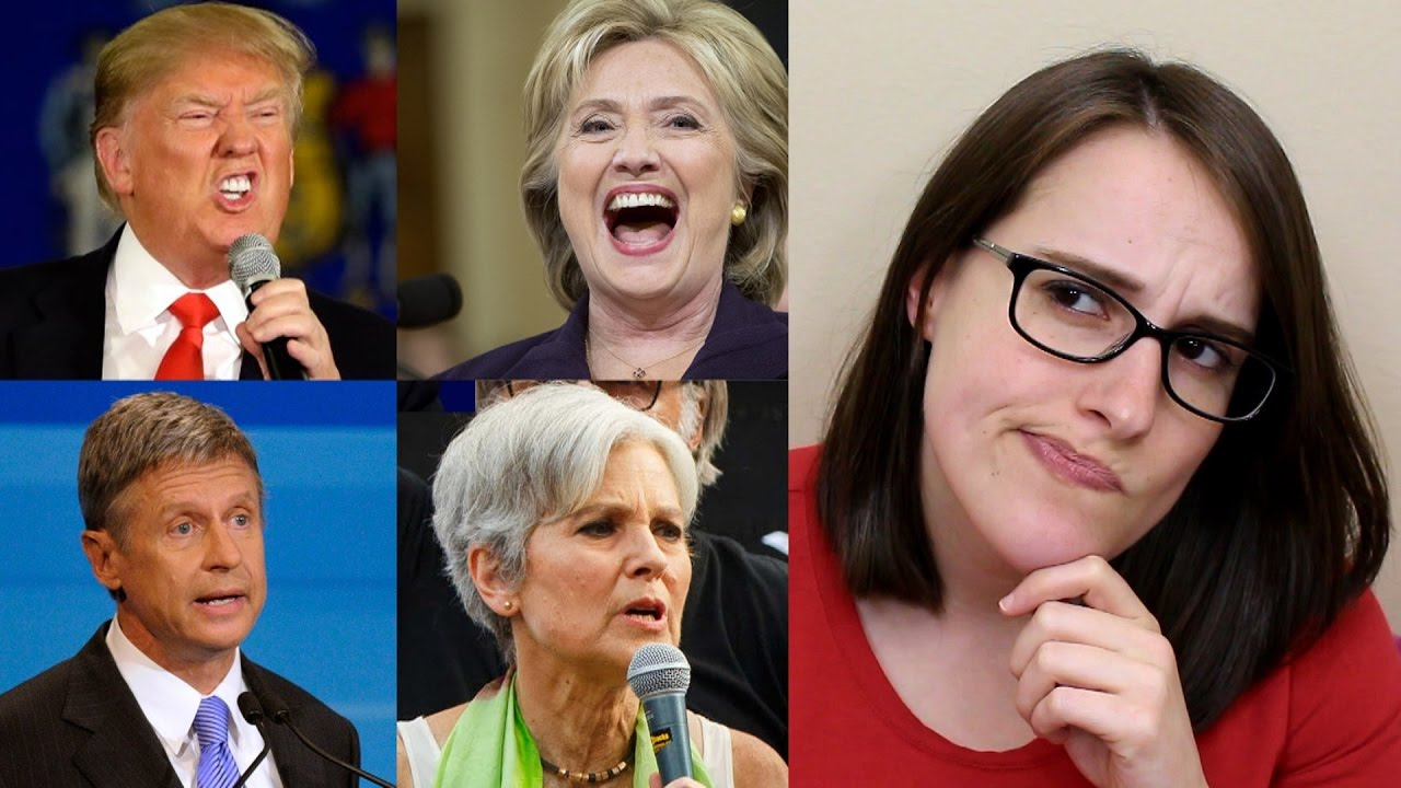 The best & worst 2016 presidential candidate for vegan & environment issues