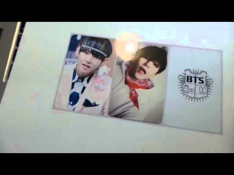 DIY How I Make Kpop Photocards