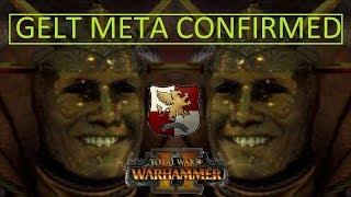 Empire vs THE WORLD | BALTHASAR GELT META CONFIRMED? : Total War Warhammer 2