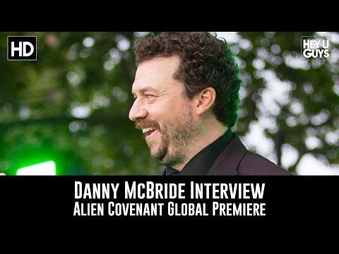 Danny Mcbride Premiere Interview - Alien Covenant