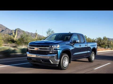 2019 Chevy Silverado LT 2.7T Review