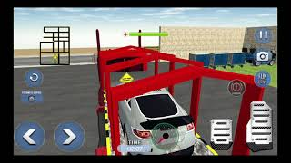 Airplane Pilot Car Transporter/ Android Game/ Game Rock
