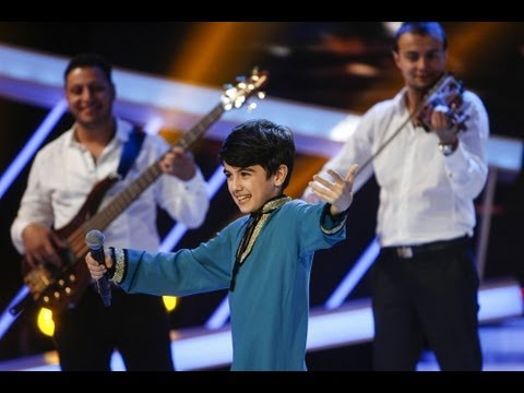 "Omar Arnaout, Castigatorul ""Next Star"" (Sezonul 1) - El Allem Allah ( العالم الله )"